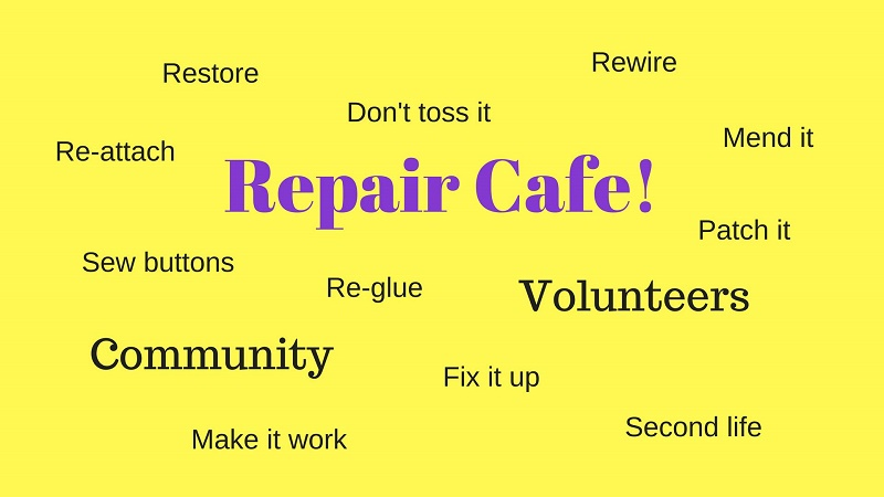 Salem Repair Cafe