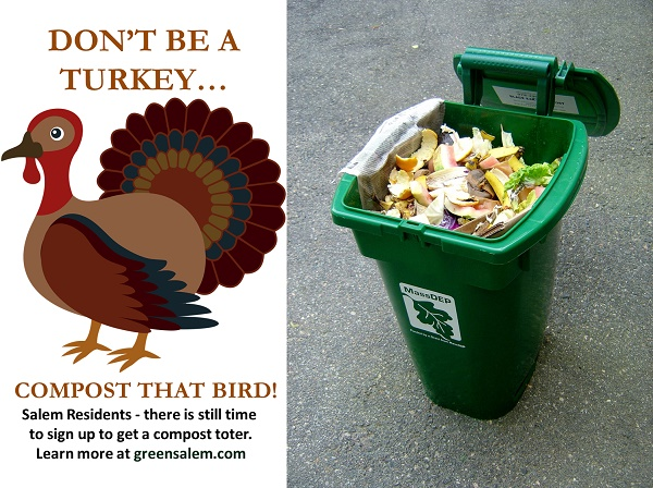 Compost Turkey