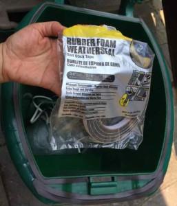 CompostFoamTape